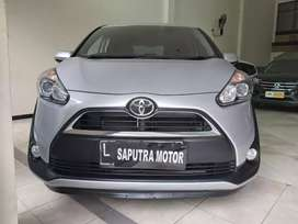 Toyota Sienta G Manual Th 2018. Km +/- 8rban/Garansi 4th