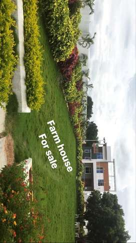 Farmhouse for sale at tolkatta moinabad
