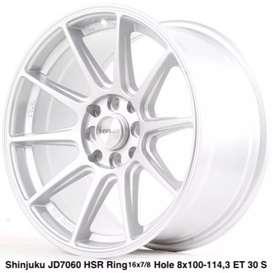 Hsr Shinjuku ring 16x7-8 h8x100-114 et40