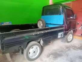 Suzuki pickup carry