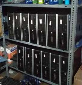 hp 6300 core i7 3d gen 4gb 500gb A++