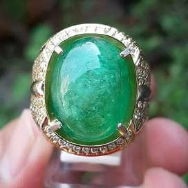 Natural Emerald - Permata Zamrud Colombia