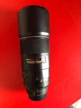 Nikon 300 F4, AF-S, IE ED