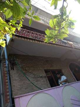 Individual house with pakka vastu