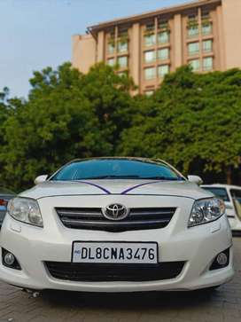 Toyota Corolla Altis 1.8 G, 2010, Petrol