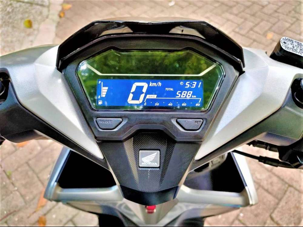Honda Vario 150 Keyless 2019 Silver motor simapanan baru 500 an !