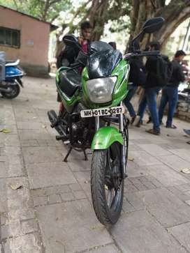 Hero honda Passion pro in mint condition