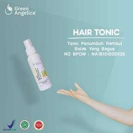 Hair Tonic Terlaris Penumbuh Rambut Botak Tipis Licin Terampuh BPOM