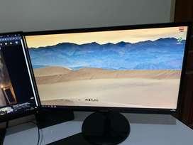 Monitor 24inch Samsung Mulus