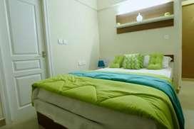 3bhk fully furnished flat in Confident Indus, Palachuvadu, kakkanad