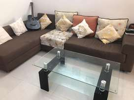 3+2+1 sofa set and Central Table