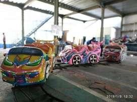 PROMO mini coaster rel naik turun odong odong kereta panggung MURAH