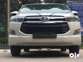 Toyota INNOVA CRYSTA 2.4 VX Manual, 2018, Diesel