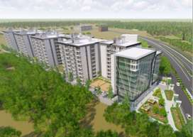 Firstever township project of 2&3 BHK Flats with 60+Class Amenities