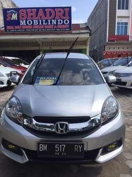 Mobilio E CVT A/T 2015 nik 2014 km low