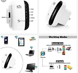 WIFI Booster, Extender, 300mbps Cash On Delivery