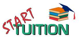 Tutions in maths, science from class 8-10 & physics tution for +1&+2