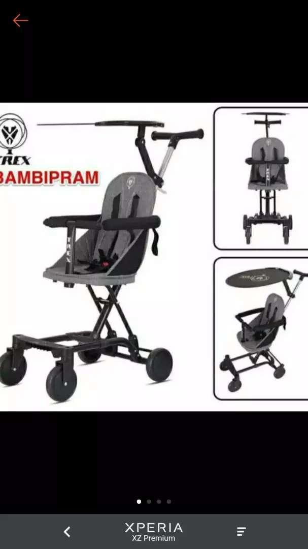 Stroller rider Bambipram 0