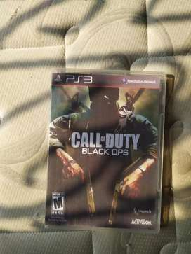 CALL OF DUTY BLACK OPS 1 USA PS3