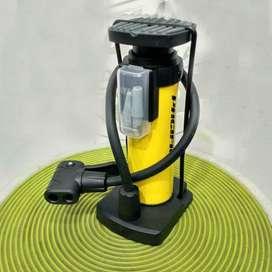 Pompa Sepeda~Motor~Mobil PRAKTIS ++ CEPAT PENUH + BISA MASUK TAS / Jok