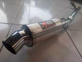 Knalpot Racing Bebek Honda