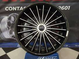 Ready velg murah HSR GUARDIAN R20 Murah ditoko Horizon Racing