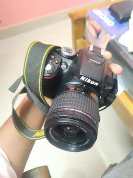 Well maintained camera with good condition