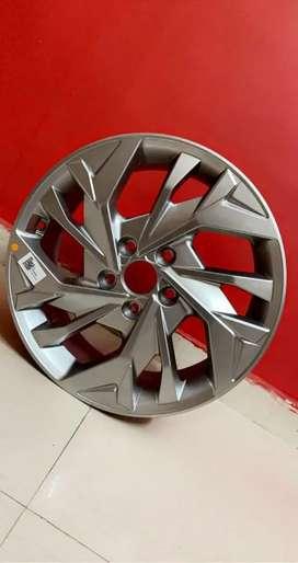 Creta Diamond Cut Alloy Wheel 17 inch
