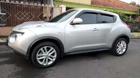 JUKE Rx 1,5 automatic 2012 silver good condition