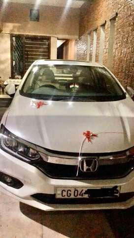 Honda city less driven new condition automatic petrol