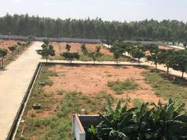 BMRDA Approved plots for sale at hope from junction.