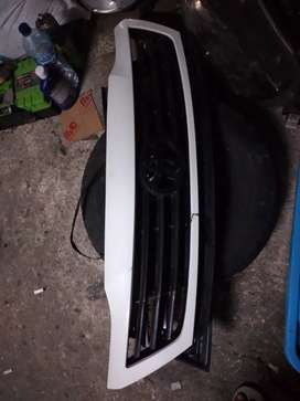 Grill grand fortuner TRD 2014