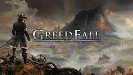 Greed Fall Pc Game