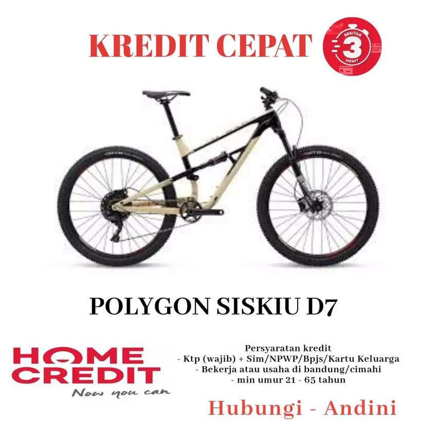Kredit Tanpa Bunga Polygon Siskiu D7 -BandungCimahi- 0