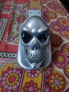 Skull tail light (best for rx lovers)