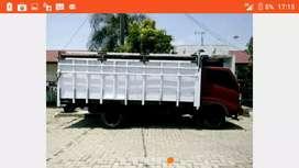 Truck cari sewa murah angkut barang kmn saja ongkos murah dijamin