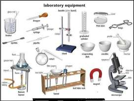 Lab Grade Chemicals, Glassware's and Research Instruments