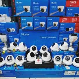 Melayani pemasangan paket kamera CCTV hilook HIKVISION se-jabodetabek