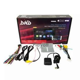 Double 2 din HU Android 9 inch DHD 7001 Bluetooth GPS Mirrorlink
