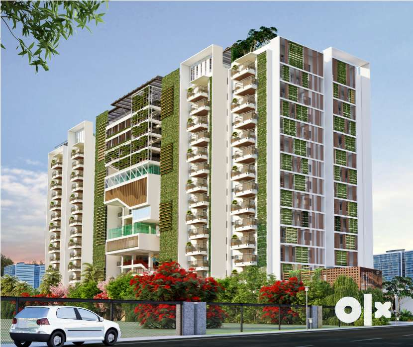 KSR's Togetherments at Miyapur - Flats Designed for Indian Urbanites 0