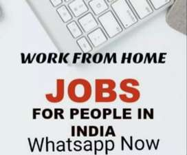 Work from home opportunity in mobile work