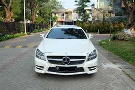 2012 Mercedes Benz CLS350 AMG CBU Sunroof Terawat tdp 204jt