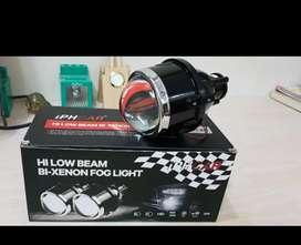 Iph projector fit in all car foglamp foglight suzuki Toyota cars