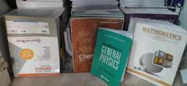 JEE MAINS & ADVANCE BOOKS by ( SVC )