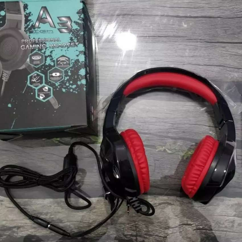 A3 Gaming headset 0