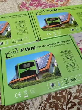 50 amp PWM solar charge controllers are the standard type of cha