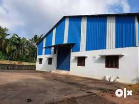 Godown available for Rent