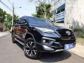 Toyota Fortuner VRZ TRD 2018 Km 10rb PERFECT Like New