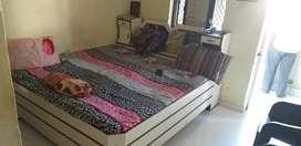 MAHARAJA SIZE BED AND 10 SEAT SOFA