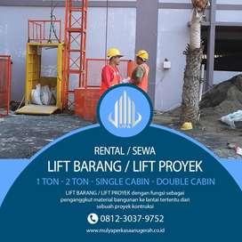 SEWA | LIFT BARANG | LIFT PROYEK | BALI